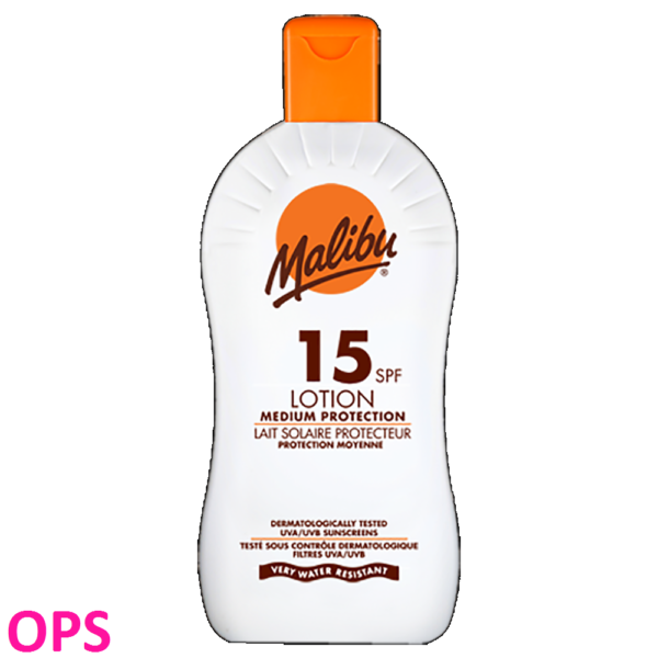 MALIBU LOTION 15 SPF 200ML