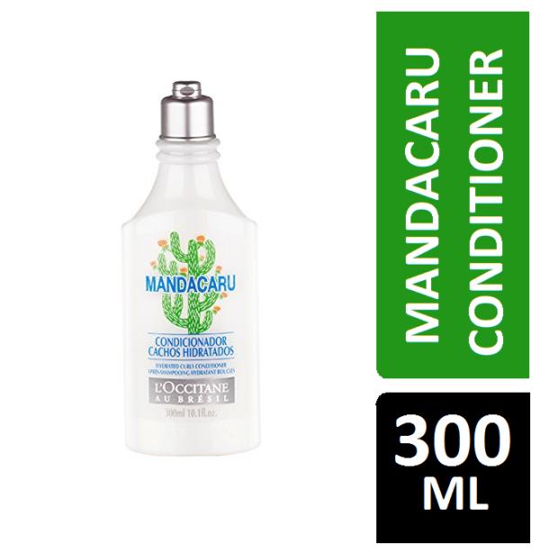 L'Occitane au Brésil Mandacaru Hydrated Curls Hair Conditioner 300ml