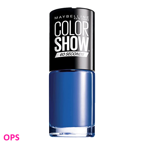 MAYBELLINE NEW YORK COLOR SHOW 335 BROADWAY BLUES 6.7ML