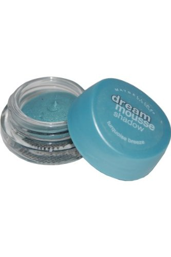 Maybelline NY Dream Mousse Shadow 55 Turquoise Breeze