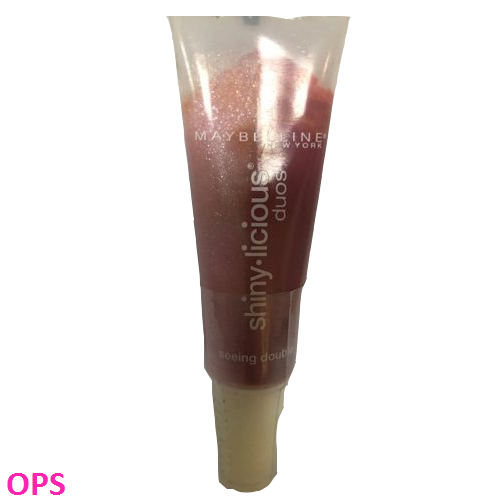 Maybelline Shiny Licious Seeing Double 11.3ml