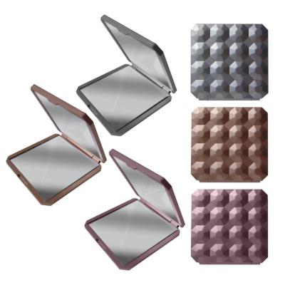 Compact Mirror Double Sided