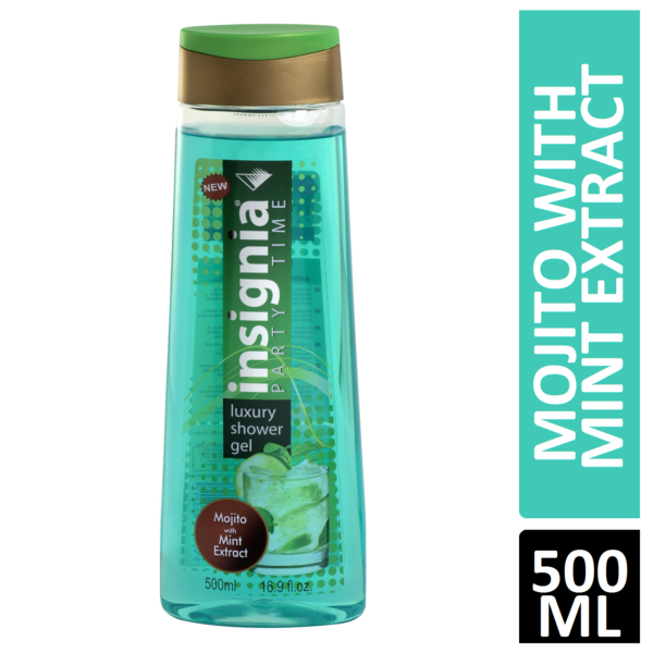Insignia Shower Gel MOJITO WITH MINT EXTRACT 500ml