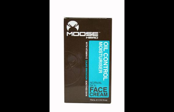 MOOSE HEAD OIL CONTROL FACE CREAM 75ML