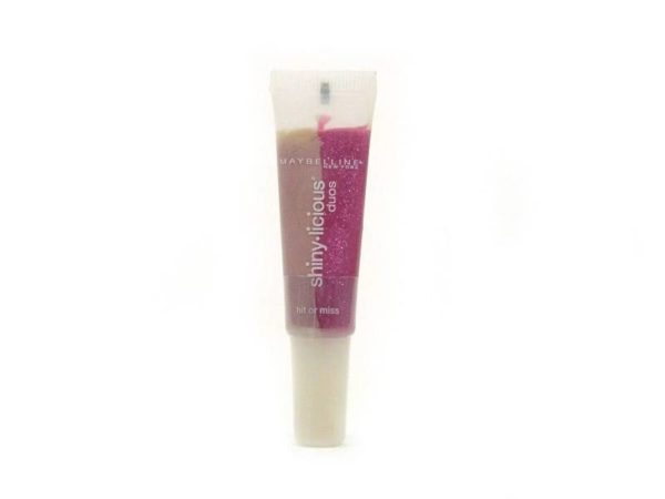 Maybelline Shiney Licious Lip Colour may vary