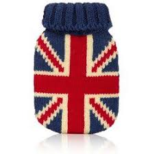 Mini Hottie Union Jack Hot Water Bottle