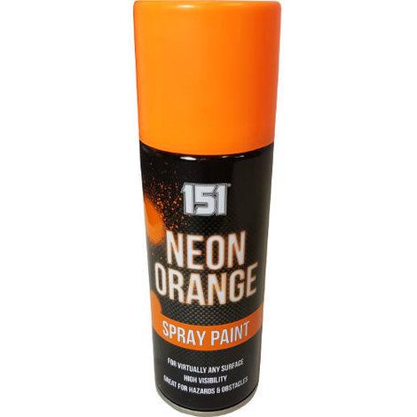 151 Neon Orange Spray Paint 200ml