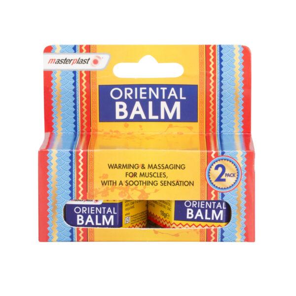 Masterplast Oriental Balm 2 Pack