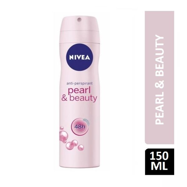 NIVEA ANTI-TRANSPIRANT PEARL & BEAUTY 48H 150ML