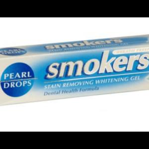 PEARL DROPS SMOKERS WHITENING GEL