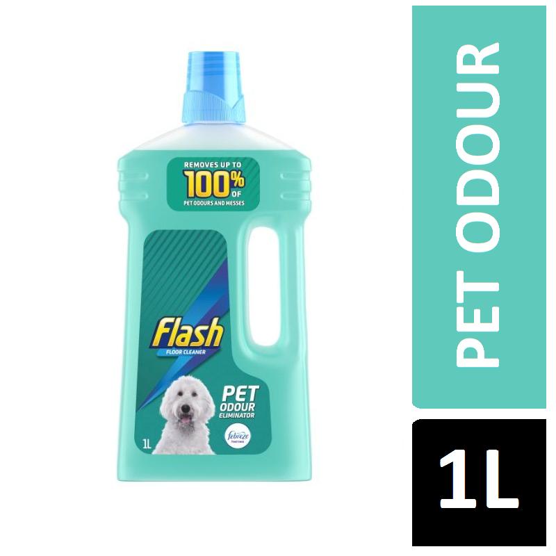 Flash Pet Floor Cleaner Liquid 1L