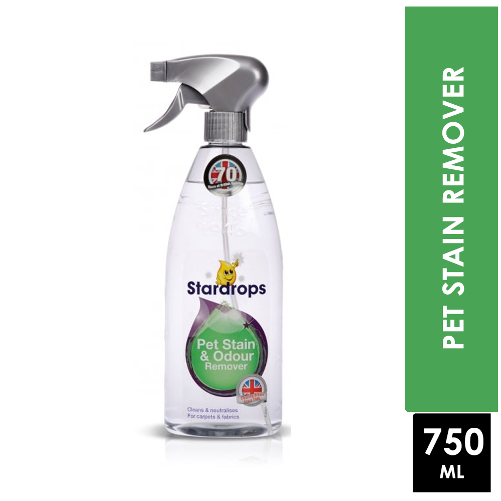 Stardrops Pet Stain & Odour Remover 750ml