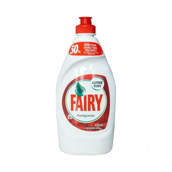 Fairy Liquid Pomegranate 450ml