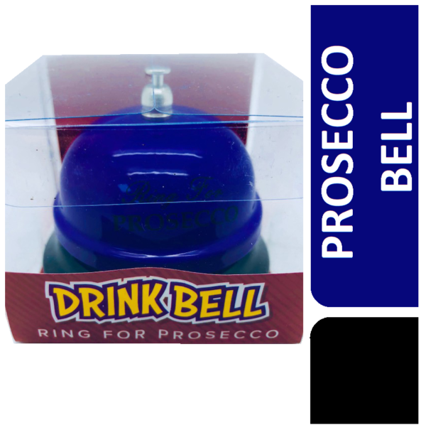 Drink Bell - Ring For Prosecco