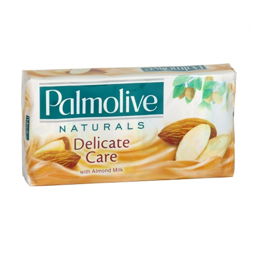 Palmolive Soap Almond Milk & Honey 90G X 3pk