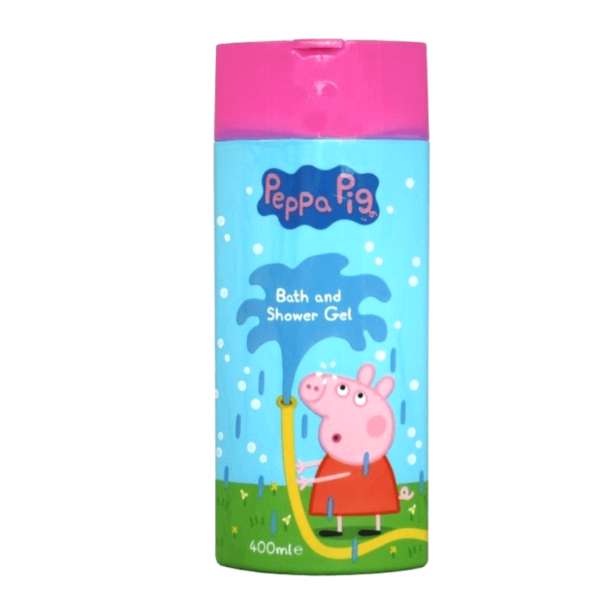 B47 Peppa Pig Bath & Shower Gel 400ml