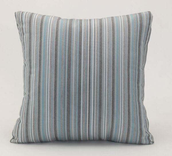 Porto Stripe Sunbrella Scatter cushions