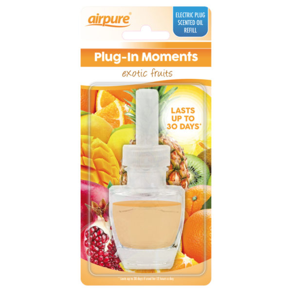 Airpure plug in moments exotic fruits