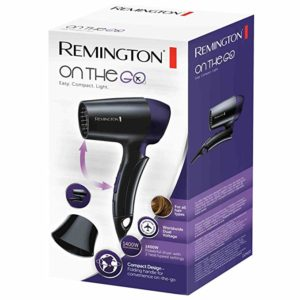 Remington On The Go Compact Dryer 1400W