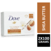 Dove Purely Pampering Shea Butter Soap 2 x 100g