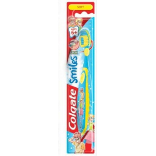 COLGATE SMILES TOOTH BRUSH 6+