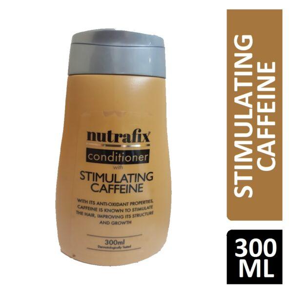 NUTRAFIX CONDITIONER WITH STIMULATING CAFFEINE