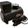 12v Compact Air Compressor With Gauge