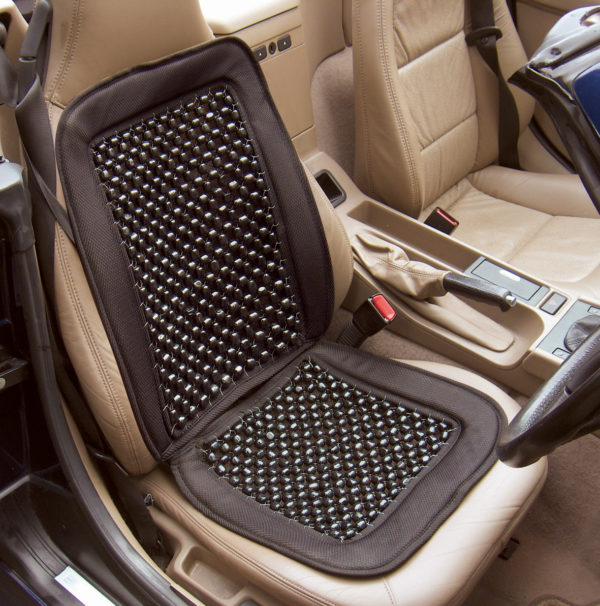 Universal Beaded Seat Cushion