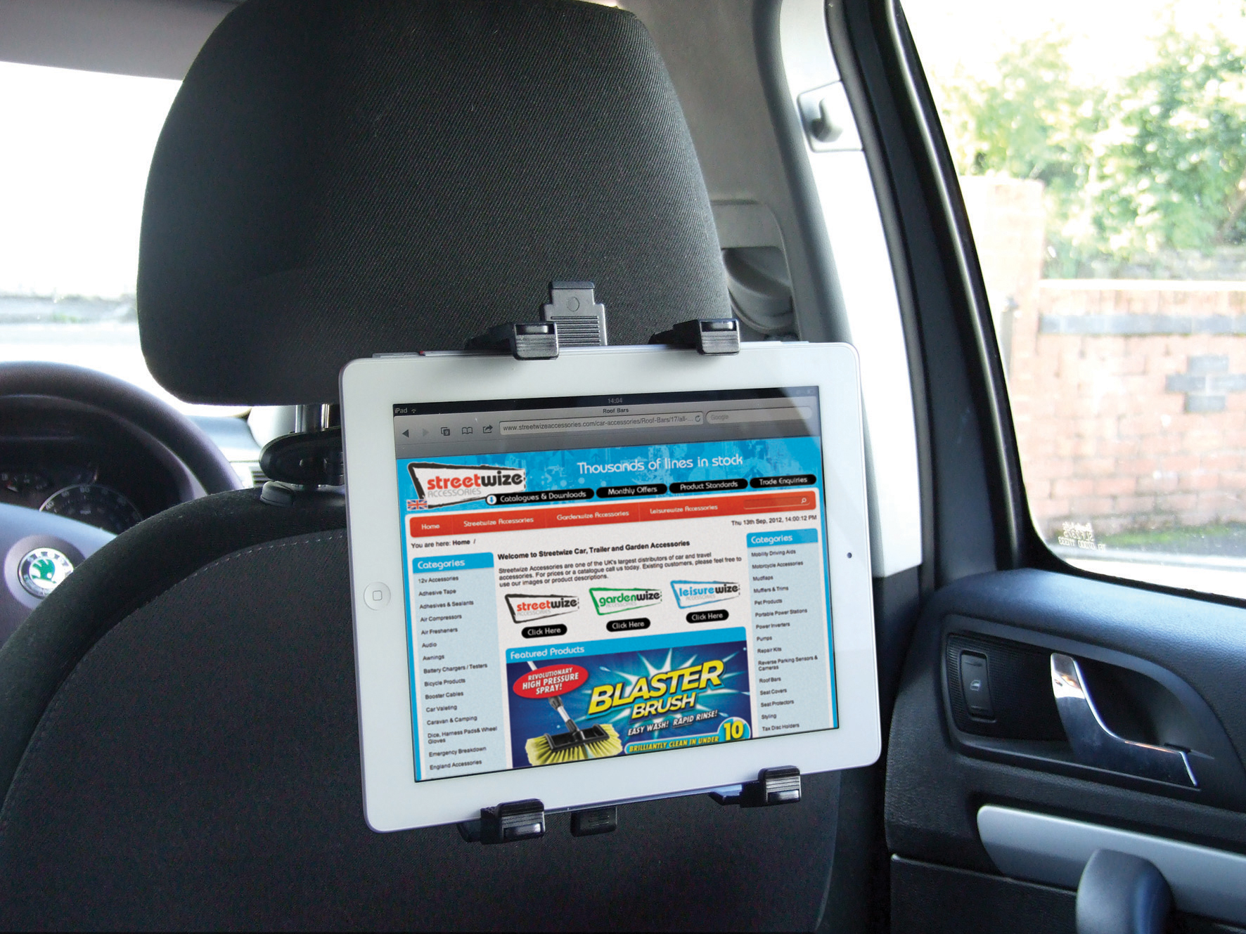 IPad & Tablet Holder