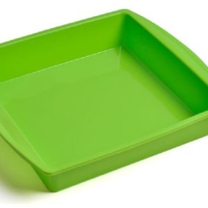 silicone cake mould - (colour may vary)