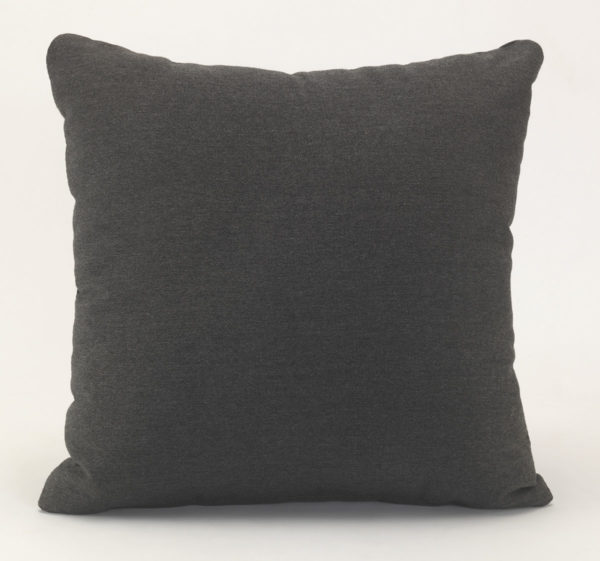 Slate Sunbrella Scatter cushions