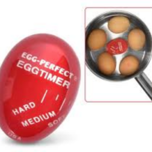 THE COOK'S CHOICE EGG TIMER COLOUR CHANGING
