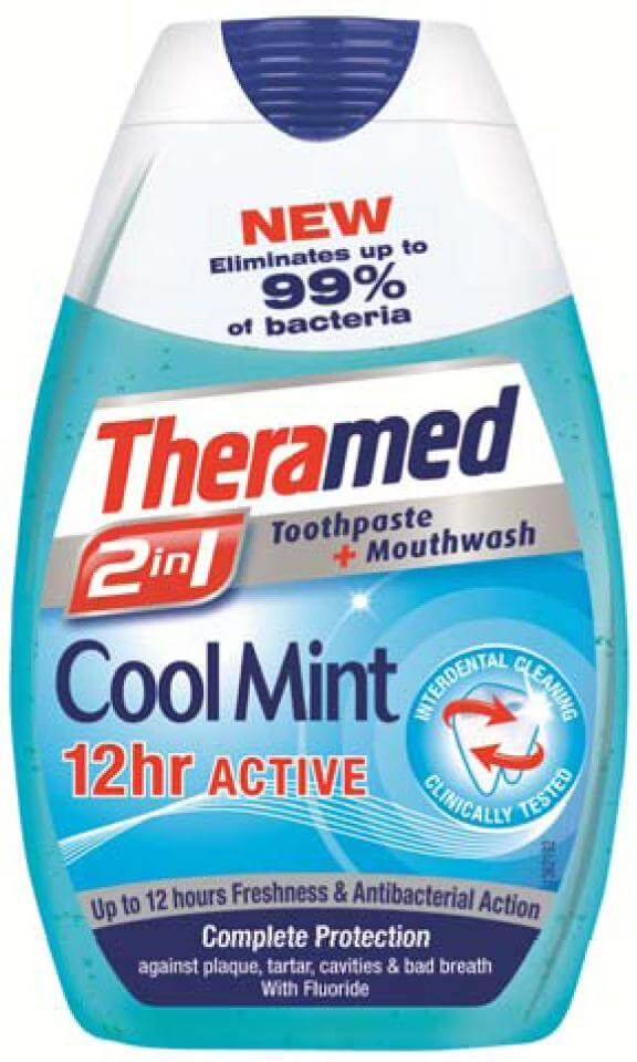 THERAMED COOL-MINT 2IN1 75ML