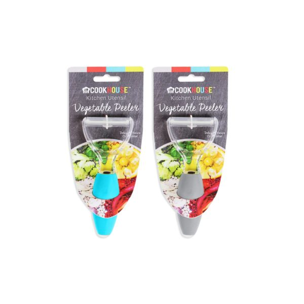 CookHouse VEGETABLE PEELER COLOUR MAY VARY