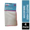 VIVID MICROFIBRE DISH CLOTHS