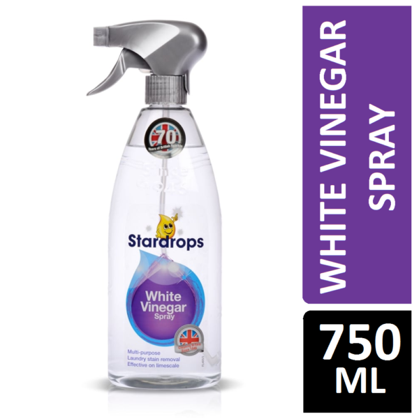 Stardrops White Vinegar Spray 750ml