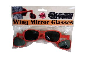 WING MIRROR GLASSES