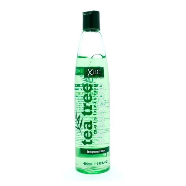 xhc tea tree moisturising shampoo 400ml