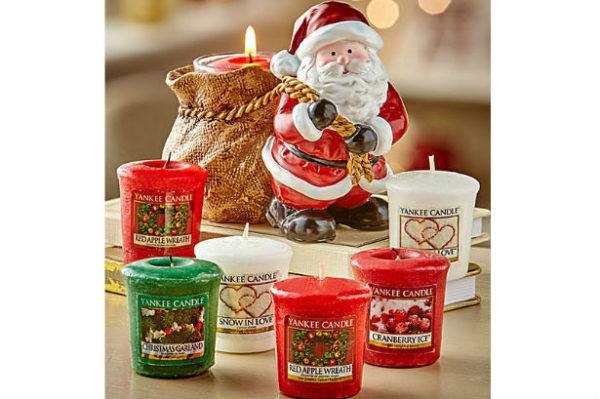 Yankee Candle Festive Cocktail Votive Candle