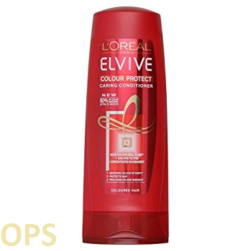 l'Oreal paris elvive colour protect caring conditioner 400ml