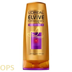 LOreal Paris Elvive Curl Nourishment Oil Conditioner 400ml for very dry / curly / afro hair