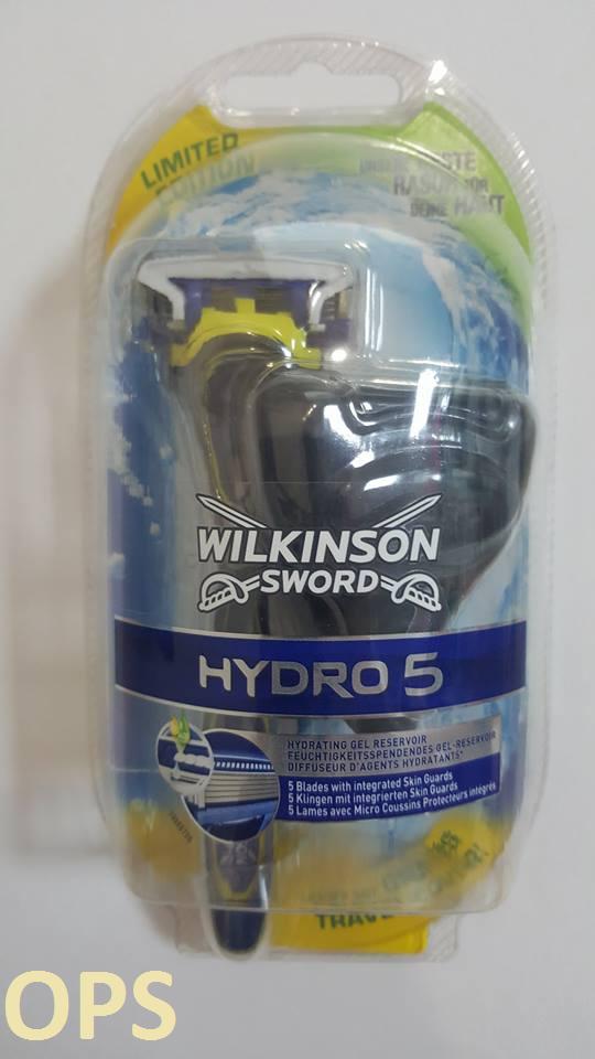 WILKINSONS SWORD HYDRO 5 LIMITED EDITION RAZOR