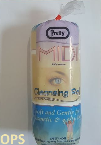 PRETTY MIDI CLEANSING ROLL