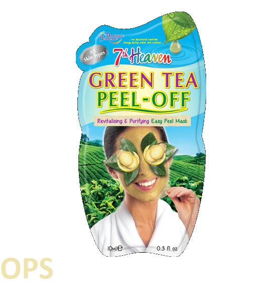 7TH HEAVEN GREEN TEA PEEL OFF 10ML