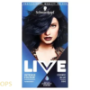 schwarzkopf live 090 COSMIC BLUE