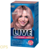 schwarzkopf live 101 COOL ROSE