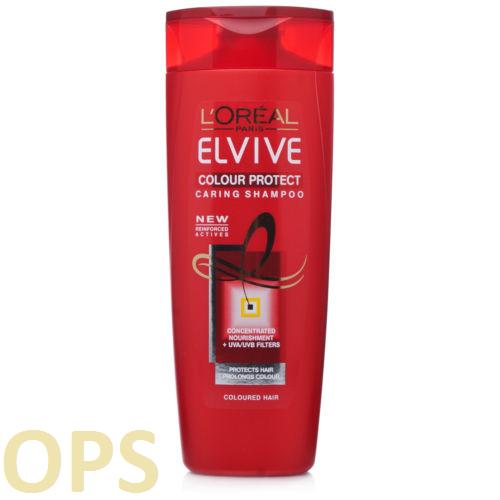 l'Oreal paris elvive colour protect caring shampoo 400ml