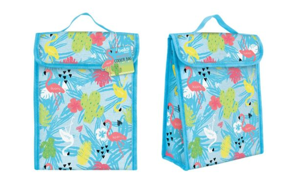 Small Lunch Cool Bag School Picnic Work Keep Fresh Insulated Bag Kids Lunch Bag
