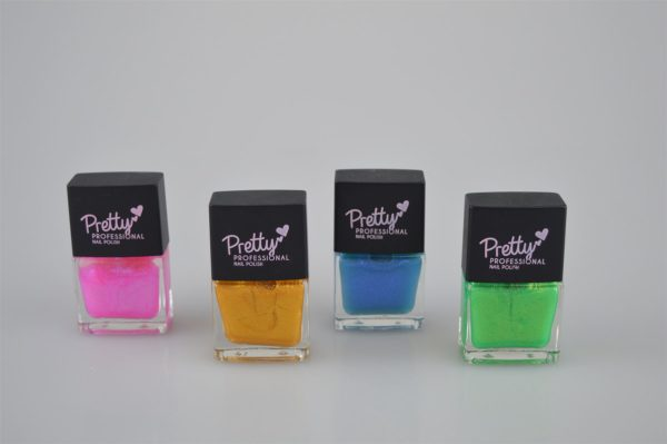 Pretty Professional Kaleidoscope Collection | 4 x 12ml Bottles Nail Polish