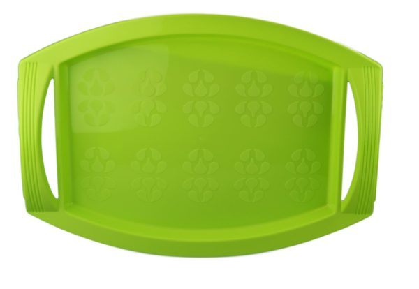 Plastic Food & Drink 45x33cm Serving Tray with Handles Available in 4 colours